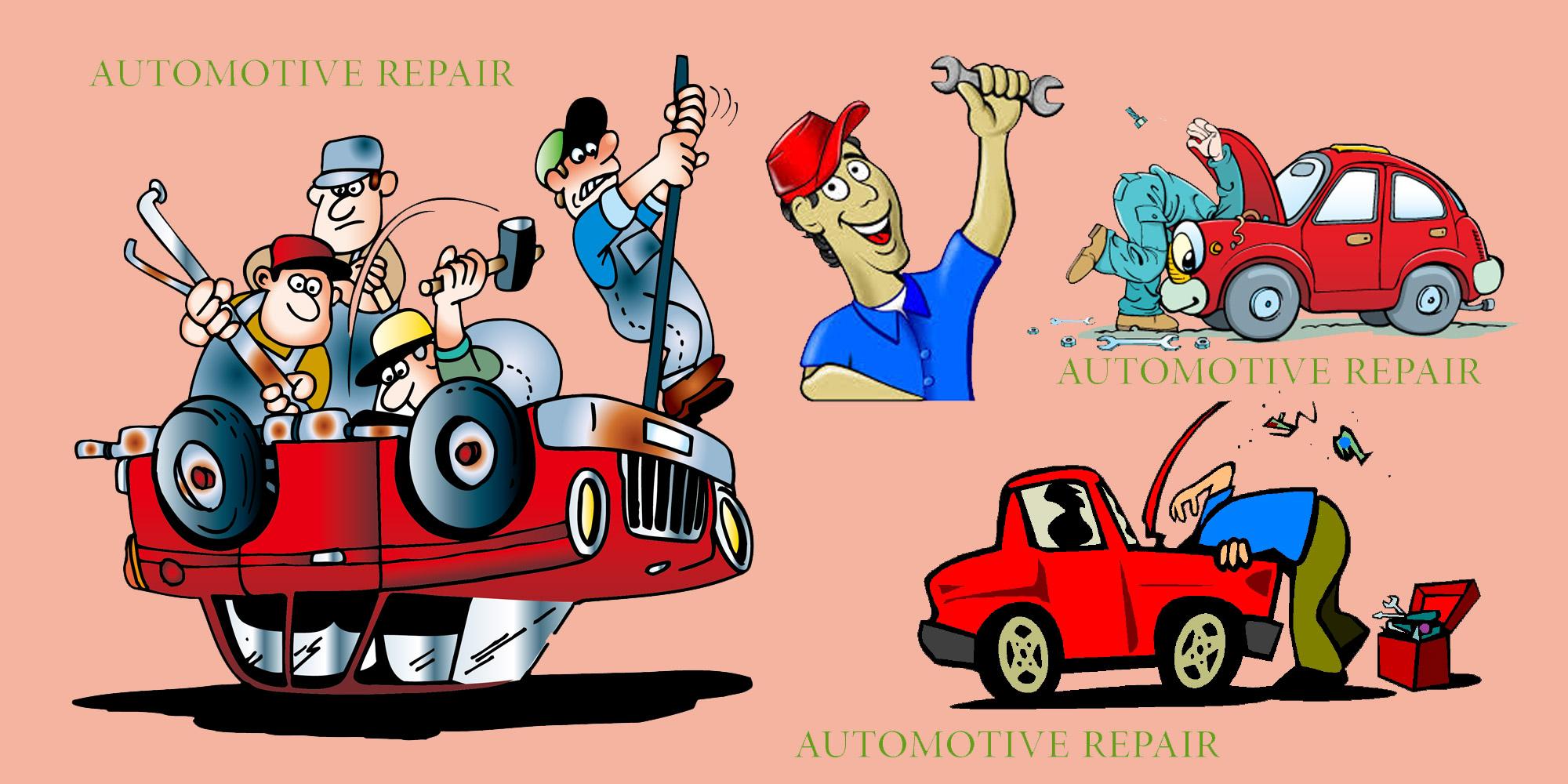 قسمت هایی از خودرو که نباید خودتان تعمیرشان کنید.