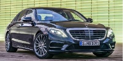 مرسدس بنز  Mercedes Benz S-Class) S500)