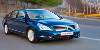 نیسان تی ینا (Nissan Teana)