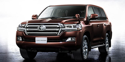 تویوتا لندکروز (Toyota Land Cruiser)